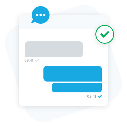 real time message delivery